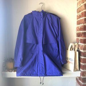 Eddie Bauer Gore-Tex Rain Coat